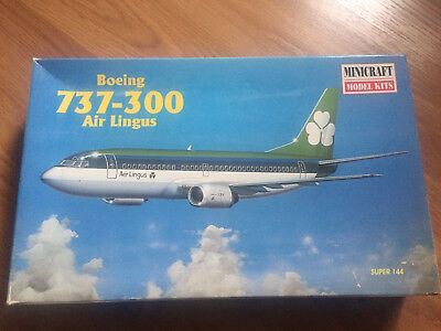 Minicraft 14462 | Boeing 737-300 (Air Lingus) | 1:144 -NEU-