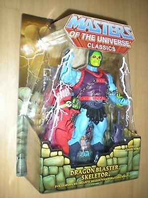 + Masters Of The Universe Motu Classics - Dragon Blaster Skeletor  Mattel +