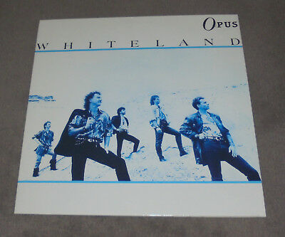 "12"" Maxi Opus ‎Whiteland ,Mint unplayed,Polydor ‎– 887 054-1 Germany 1987"
