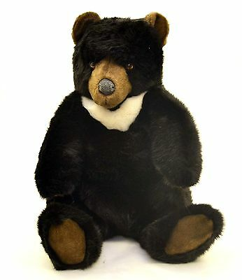 """Aux Nations Plush Standing Bear, Brown Color-32""""H."""