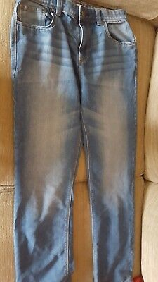 Boys NEXT Blue Jeans Age 16 Years Great Condition