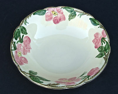 "Franciscan Desert Rose 9"" Round Vegetable Bowl"