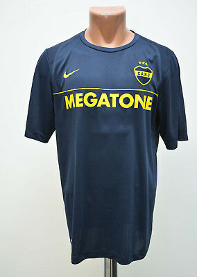 Boca Juniors Argentina 2008/2009 Training Football Shirt Jersey Maglia Nike