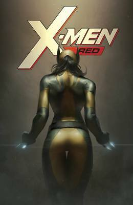 X-Men Red 1 Marvel Legacy 2018 JeeHyung Lee Variant X-23 Wolverine Jean Grey