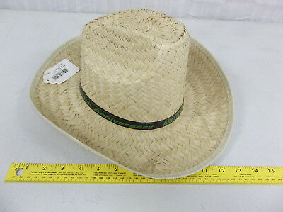RARE Arctic Cat Straw Cowboy Hat collectible hat from 50th anniversary of Cat