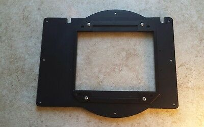 OMEGA D Series Glass Negative Carrier for 4x5 Cut Film No glass 1 piece bottom