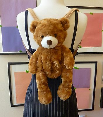 Cute and Super Chic Teddy Bear Backpack for ALL Ages NEW ~ Ship within 24 hrs!