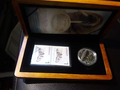 2005 Canada 5$ Dollars Fine Silver Coin - The Atlantic Walrus And Calf