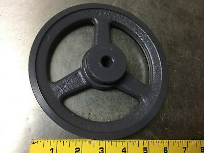 DAYCO AG 64 X 1/2 - LOT OF 2 - Cast Iron V-Belt Pulley, NEW OLD STOCK