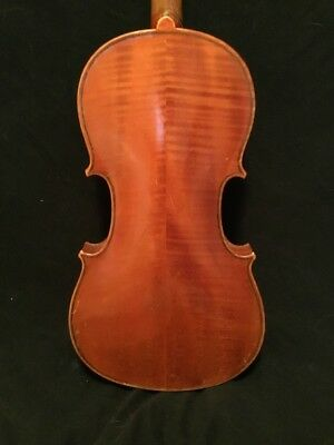 Gorgeous Old Violin Stradivarius Special Copy Made In Berlin