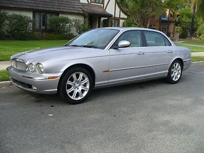 2005 Jaguar XJ8 SILVER Gorgeous California Rust Free Jaguar XJ8L Long Wheelbase  Great Condition