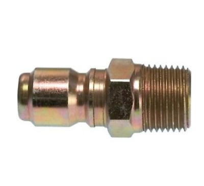 "Quick Connect3/8"" M Plug By Forney Mfrpartno 75136"