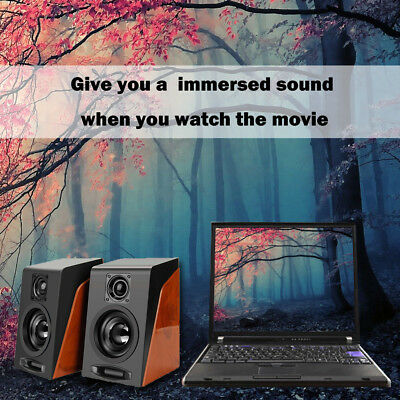 NEW MiNi Subwoofer Restoring Ancient Ways Desktop Small Speakers For TV PC Phone