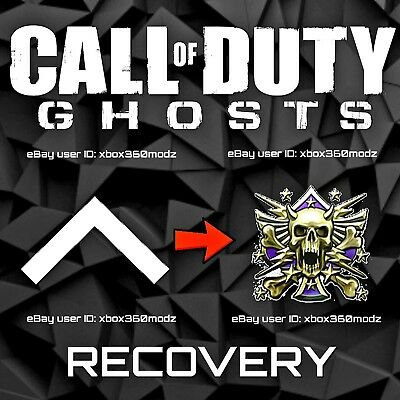 Call of Duty Ghosts Recovery Mod   Max Prestige - Xbox 360 & Xbox One