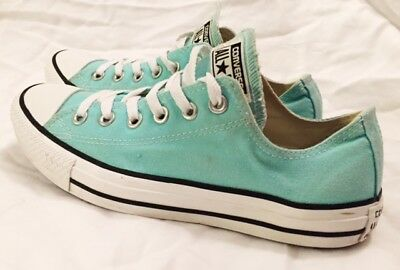 Converse Shoes Womens Size 8 Converse All Star Shoes Chuck Taylor Shoes Canvas