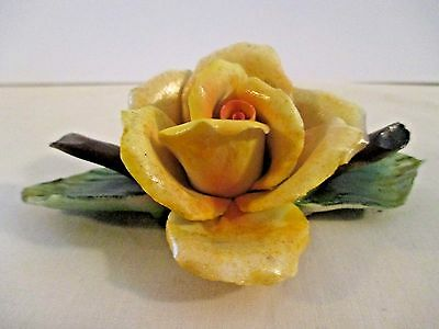Yellow Rose Made In Italy