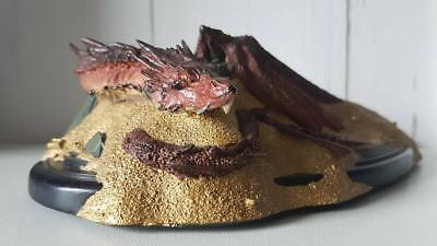 Weta Collectibles - The Hobbit: Smaug King Under The Mountain (Smauglet)