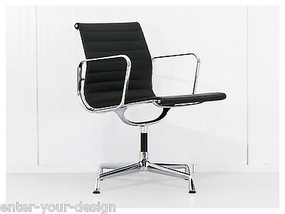 original eames ea108 vitra alu stuhl eur 350 00 picclick de. Black Bedroom Furniture Sets. Home Design Ideas
