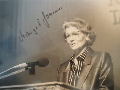original Margot Honecker + Politik,DDR