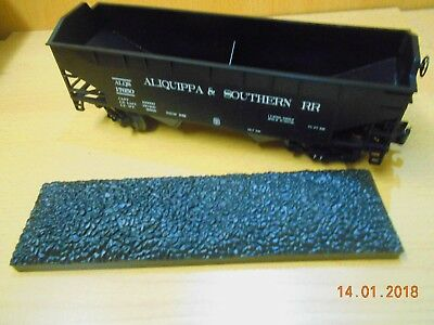 Lionel Spur 0 offener US Güterwg.ALOS 17650 *ALIQUIPPA&SAUTHERN RR* ohne Verp.