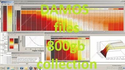 800gb WinOls damos collection + Software, no download limits and instant access