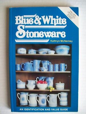 Antique Stoneware Pottery $$ Price Guide Collector Book Crocks Bowls Pitchers +