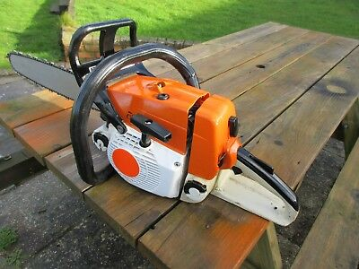 "stihl MS 260 18""  chainsaw"