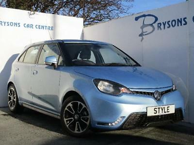 2018 MG3 1.5 VTI-Tech 3Style Plus Manual for sale in AYRSHIRE