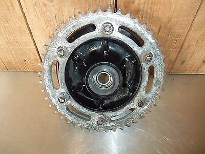 Yamaha YBR250 2009 5D1 (2010,11,12)  Rear Sprocket Carrier VGC #50