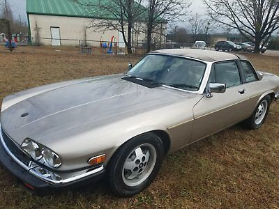 1987 Jaguar XJS XJSC Rare 1987 Jaguar XJSC T-Top V-12 Low Miles all original