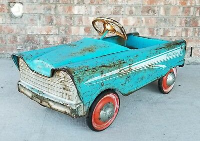 Murray Holiday Pedal Car pedal tractor pedal boat pedal plane patina original