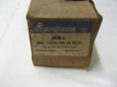 Westinghouse Armla Mag. Latch for AR Relay 2604D30G04