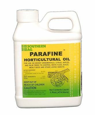 Southern Ag Parafine Horticultural Oil, 16oz  1 Pint 16oz – 1 Pint