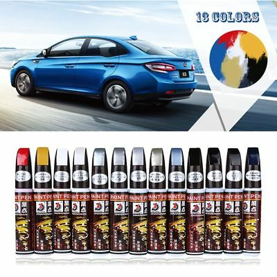 12ml Professional Remover Touch Up Coat Clear Scratch Repair Car Paint Pen