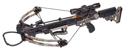 NEW Center Point Specialist XL 370 Compound Crossbow AXCSP185CK