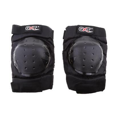2 Pieces Motorcycle Motocross Bike Riding Knee Protective Pads Protector