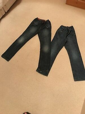 Boys Skinny Jeans - Next -  Age 7 years