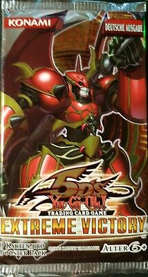 Yu-Gi-Oh! Extreme Victory Booster (OVP,Deutsch)