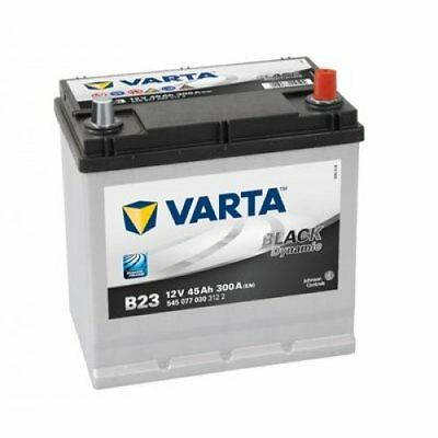 VARTA Starter Battery BLACK dynamic 5450770303122