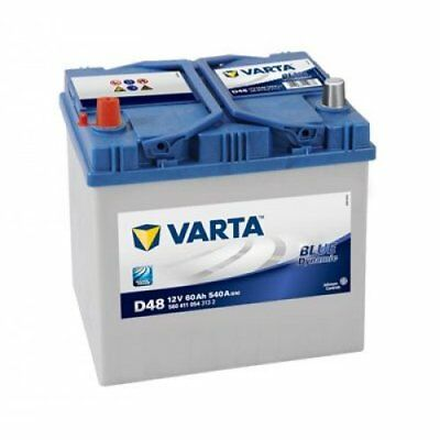 VARTA Starter Battery BLUE dynamic 5604110543132