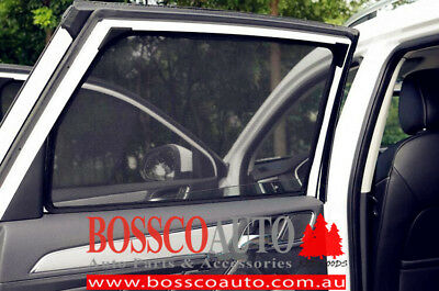 Magnetic Sun Shades suitable for Subaru Forester 2013-2018
