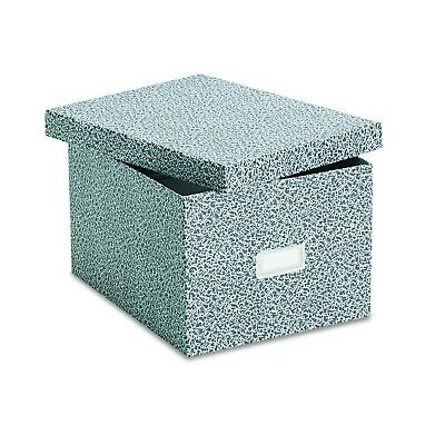 Oxford 40591 Reinforced Board Card File, Lift-Off Cover, Holds 1,200 6 x 9 Ca...