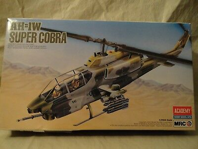 AH-1W Super Cobra Academy 1:35 scale