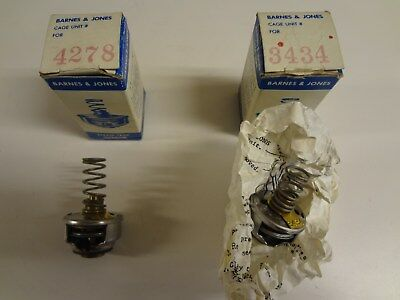 Barnes & Jones Steam Trap Interiors #3434 Or #4278 New In The Box