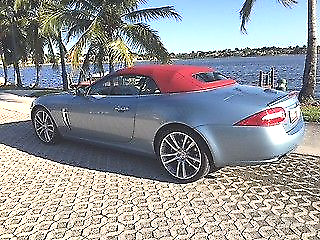 2007 Jaguar XK  Jaguar XK Convertible - Exclusive Portfolio Options