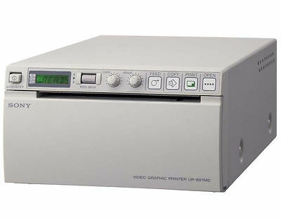 SONY UP-898MD Video Printer  Fit for Ultrasound Scanner 6000A 6000D 9000A 9000B