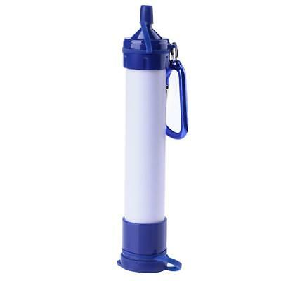 Portable Purifier Straw Water Filter Personal Life Survival Kit Emergency Gear