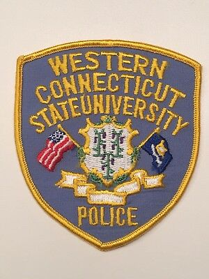 Western Connecticut State University Campus Police / College University