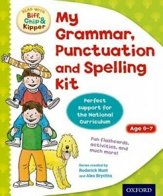 Oxford Reading Tree: Read with Biff, Chip and Kipper: My Grammar, Punctuation