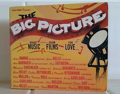 The Big Picture: Great Music from Films You Love (CD, Jan-2002, Hear Music (S...